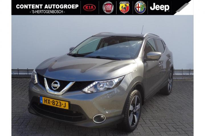 Nissan QASHQAI 1.2 DIG-T Connect Edition