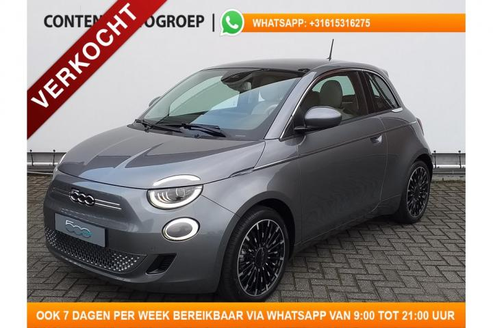 Fiat 500E Business Launch Edition Elektrisch 42 KWh / Winter en Businesspack 100% Electrisch en 8% bijtelling