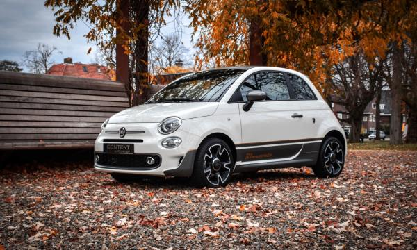 Limited Edition Fiat 500S TwinAir Turbo Rinnovata