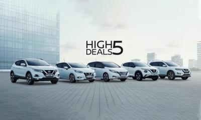 Nissan HIGH 5 DEALS