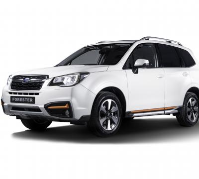 Subaru Forester Spring Edition