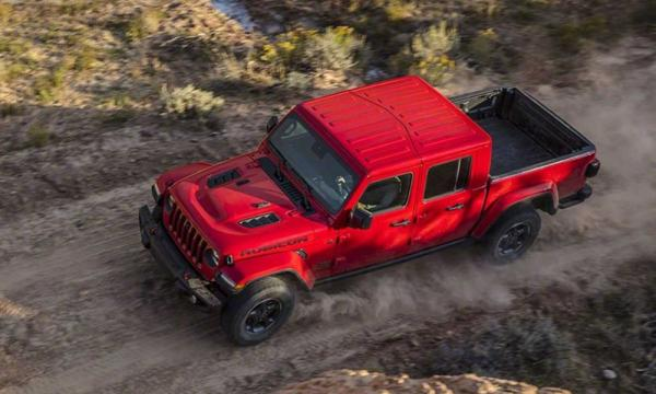 De Jeep Gladiator is officieel!